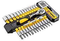 Набор инструментов Topex 38D651 (28 шт)