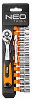 Набор сменных головок Neo Tools 08-652 (14 шт)
