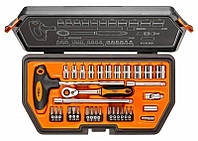 Набор сменных головок Neo Tools 08-601 (34 шт)