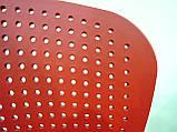 Стул пластиковый Spark (Спарк) красный кармин, фото 4
