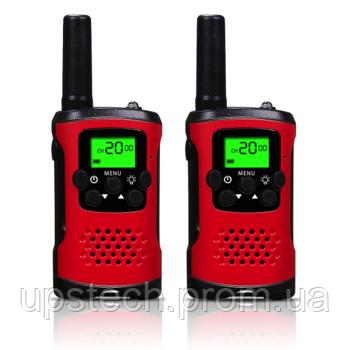 Рации Walkie-Talkie E-style T48 радиостанция