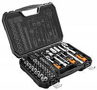 Набор сменных головок Neo Tools 08-673 (73 шт)