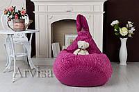 Детское Кресло груша 90х60 заяц с ушами