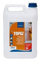 Однокомпонентный лак Kiilto Topaz 20 полуматовый (Киилто Топаз) 5л