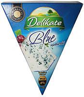 Сыр с голубой плесенью Delikate Blue niebieski, 100 г., фото 1