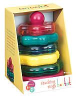 Развивающая игрушка - ЦВЕТНАЯ ПИРАМИДКА (7 предметов) BT2579Z