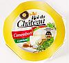 Сыр камамбер с белой плесенью Roi du Chateau Camembert, 120 г.