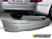 Задний бампер тюнинг обвес E55 AMG для Mercedes W211