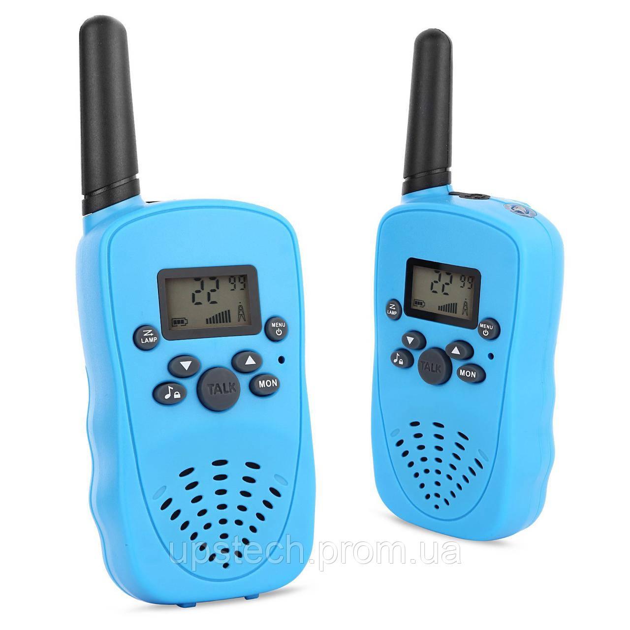 Рации Walkie-Talkie E-style T50 радиостанция