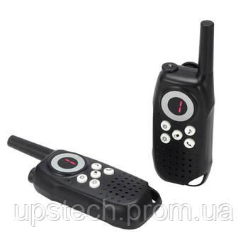Рации Walkie-Talkie E-style HR801 Black радиостанция