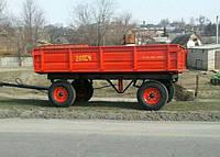 Проводка на тракторный прицеп (4 метра)