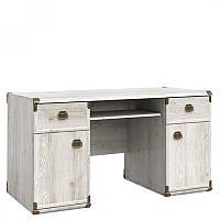 Письменный стол 007 JBIU2D2S/140 БРВ модульная система Индиана