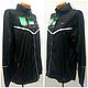 Жіноча вітровка спортивна в стилі Nike 405222-010, фото 2