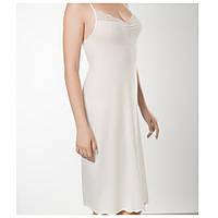 Женская ночная сорочка, белая