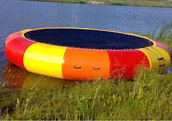 Батут водный надувной 6 м