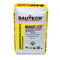 BAUFLOOR BFL-606 пустинний беж - цементно-полімерне тонкошарове ремонтне покриття (8-15мм)