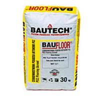 BAUFLOOR BFL-607 шоколад - цементно-полімерне тонкошарове ремонтне покриття (8-15мм)