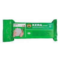 Масса для лепки Koh-i-noor пластилин Keraplast 1000г белый 131706