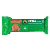 Масса для лепки Koh-i-noor пластилин Keraplast 1000г терракотовый 131707