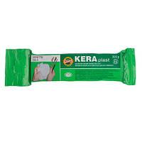 Маса для ліплення Koh-i-noor пластилін Keraplast 300г білий 131708
