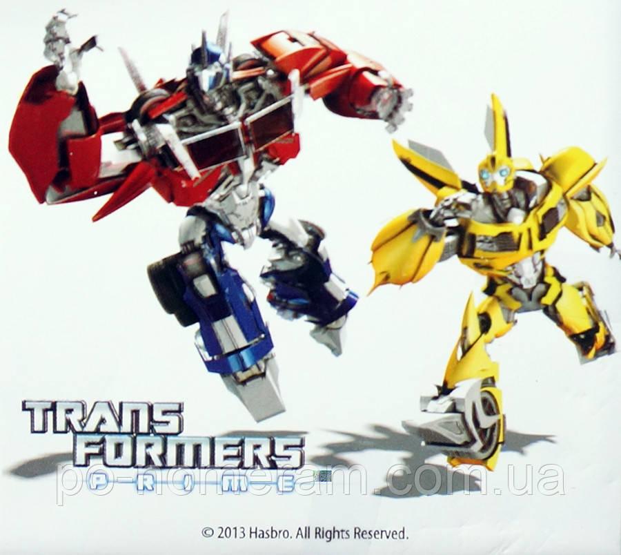 картина раскраска Transformers оптимус прайм и бамблби Tf14218k 25 х 30 см купить киев на Po Nomeram