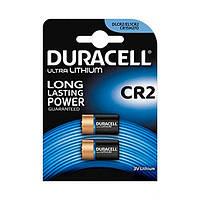 Батарейка DL CR2 Duracell блістер (2шт) (5005562)