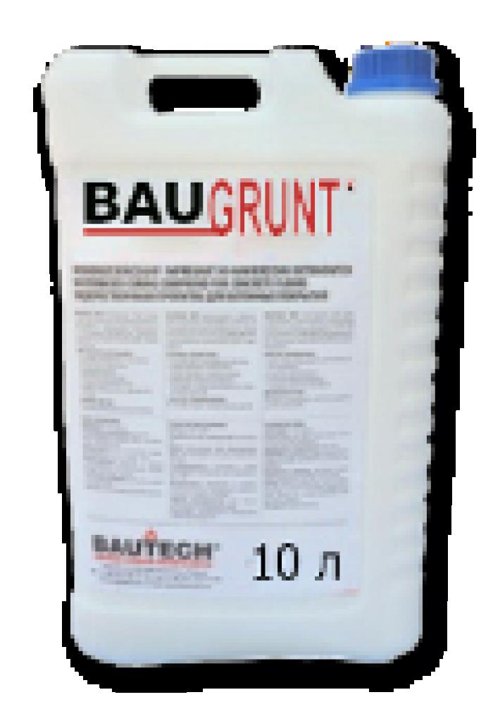 BAUGRUNT грунтовка для полімерних покрить