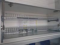 Сушка для посуды хромированная (с рамой), 400 мм