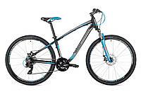 """Велосипед 27,5 Spelli SX-3200 disk 17"""" 2018"""