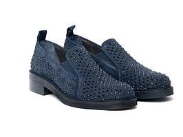 Туфлі Etor 6448-10399 сині