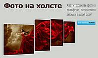 Бизнес полиграфия ПЕЧАТЬ рекламы картин на холсте Киев с доставкой по Украине цены от производителя