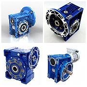 Червячный мотор-редуктор, редуктор NMRV 030