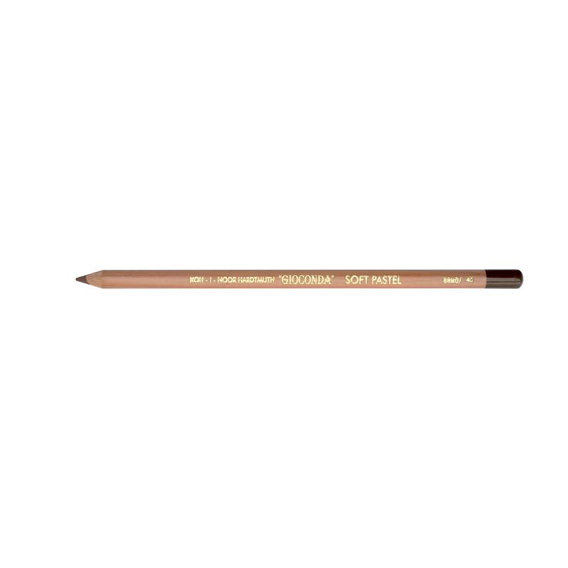 Карандаш пастельный Koh-i-noor Gioconda бежево-коричневый fawn brown (8820/45)