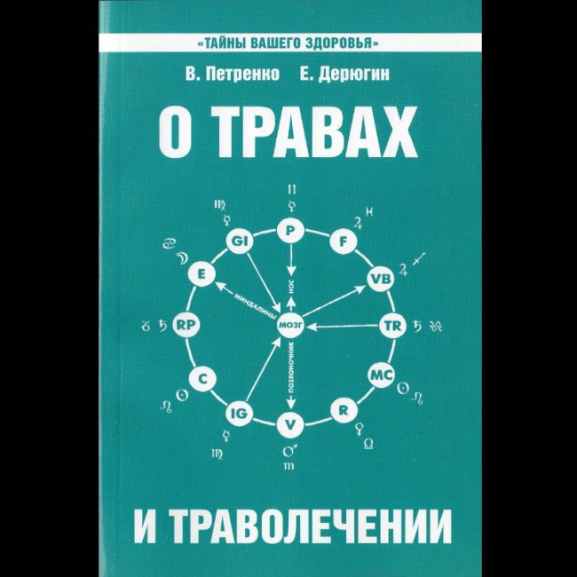 Петренко В. Про травах і траволечении