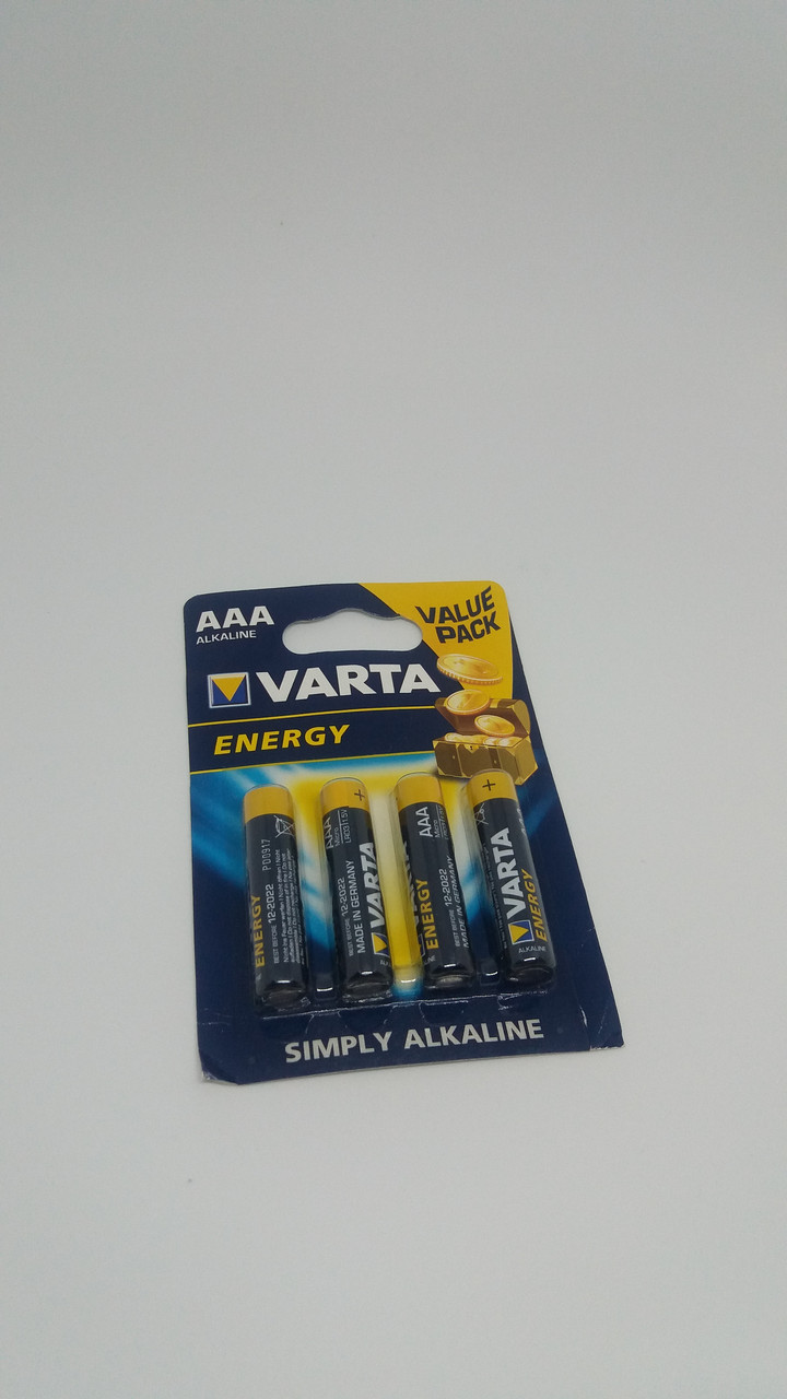 Батарейка VARTA 4103  LR03 4 BL