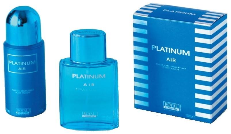 Туалетная вода для мужчин Platinum Air 100ml Tester