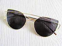 "Солнцезащитные очки ""Кошка"" копия Диор, фото 1"