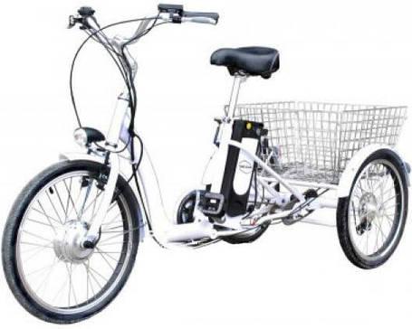 Электровелосипед VEGA HAPPY VIP ( 350W-36V Li-ion), фото 2