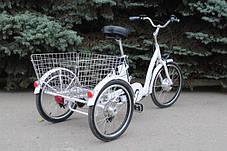 Электровелосипед VEGA HAPPY VIP ( 350W-36V Li-ion), фото 3