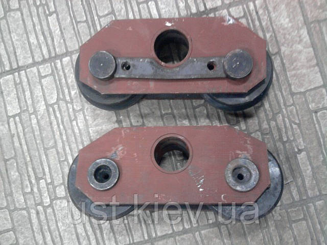 Тележка опорная стрелы КС-3575, КС-3577 верхн/нижн.
