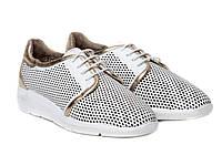 Кроссовки Etor 6499-784 39 белые, фото 1