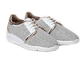 Кроссовки Etor 6499-784 38 белые