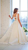 Свадебное платье Licor 17-821, 46р.,  айвори