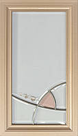 Мебельный фасад из профиля AGT 1032 цвет 640