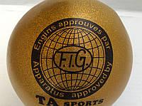 Мяч художественной гимнастики D-15см, фото 1