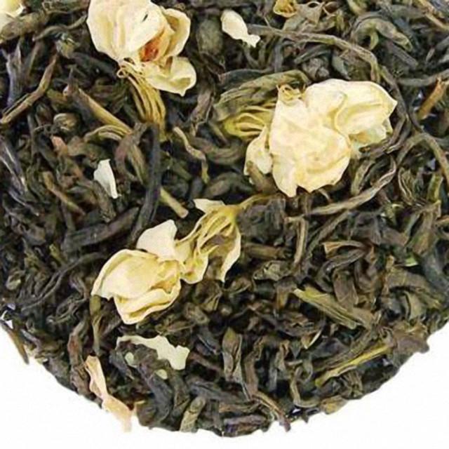 Зелений чай «Зелений з жасмином»