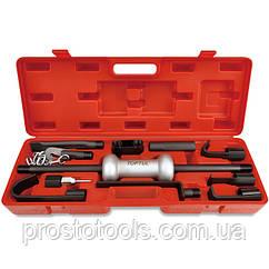 Ручной инструмент, применяемый для ремонта кузова автомобиля, путем создания втягивающего усилия.