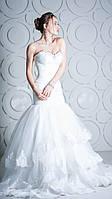 Свадебное платье Amour  Bridal Русалка ТГ-5, 44 р., айвори