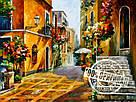 Раскраска по номерам DIY Babylon Солнце Сицилии худ Афремов, Леонид (VP076) 40 х 50 см, фото 2