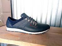Мужские кожаные кроссовки Columbia большие размеры 46-50 р-р, фото 1